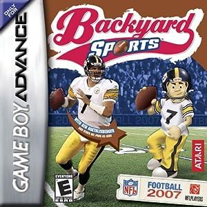 Backyard Sports Football 2007