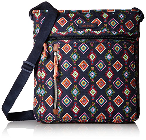 Medallion Travel Bag (Vera Bradley Lighten up Travel Ready Crossbody, Mini Medallions)