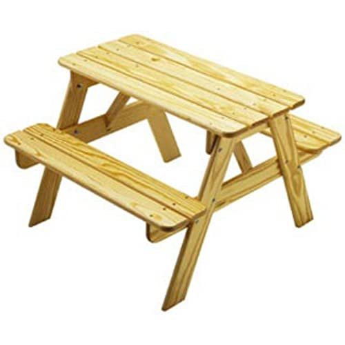 Little Colorado Child s Sunroom Picnic Table