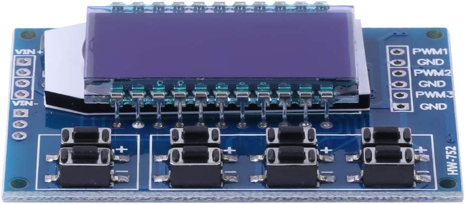 thegymyarraville.com.au Riboaoy HW-752 Signal Generator PWM Pulse ...