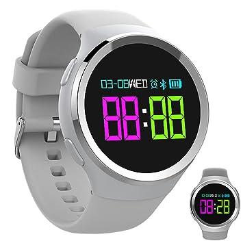 N69 Teclado Deportes Bluetooth Reloj Inteligente IP68 a Prueba de Agua 0.95 Pulgadas Pulsera de Frecuencia Cardíaca Saludable: Amazon.es: Deportes y aire ...