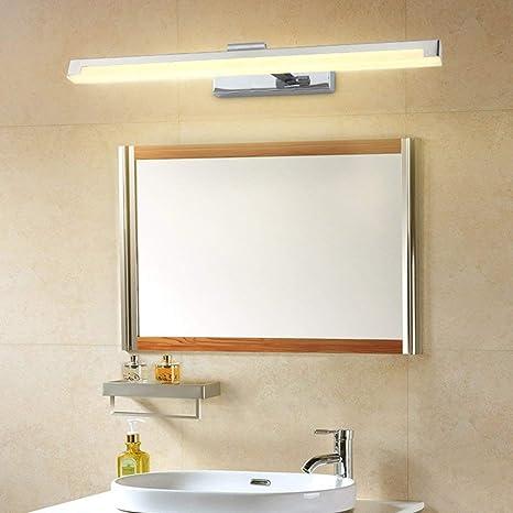 Specchi Ikea Da Bagno.Wcp Specchio Fari Moderno Minimalista Led Impermeabile Nebbia