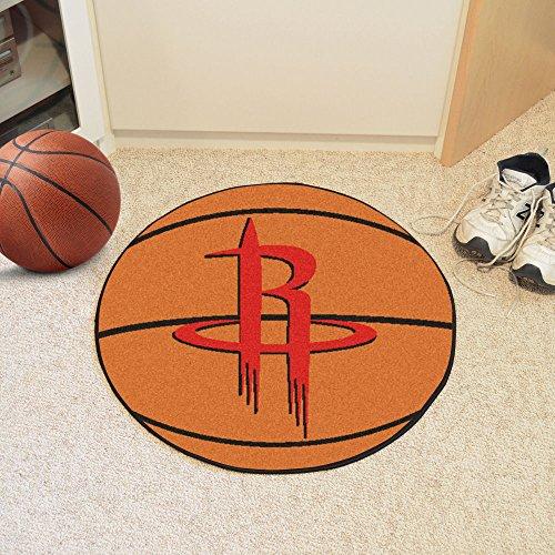 Houston Area Rug - Fan Mats 10212 NBA - Houston Rockets 29
