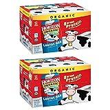Horizon Organic Lowfat Milk 12-8 fl. oz. Milk Boxes (Pack of 2)