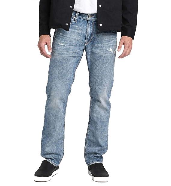 Silver Jeans Co. Mens Konrad Slim Jeans
