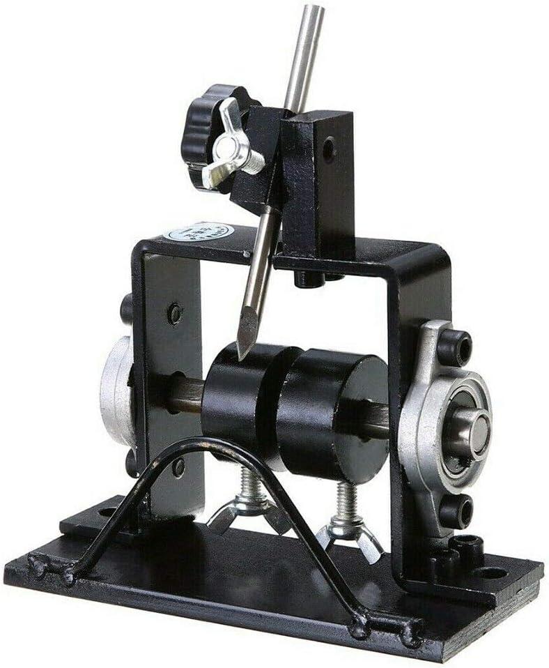 DiLiBee Máquina cortadora de cables manual 1-20mm máquina peladora de cables dispositivo de pelado Negro Denuder herramienta peladora DIY