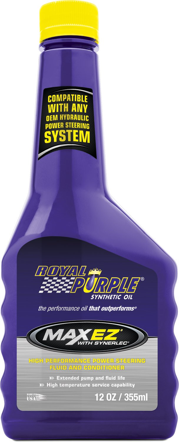 Royal Purple ROY01326 MAX EZ Power Steering Fluid, 12 Ounce by Royal Purple