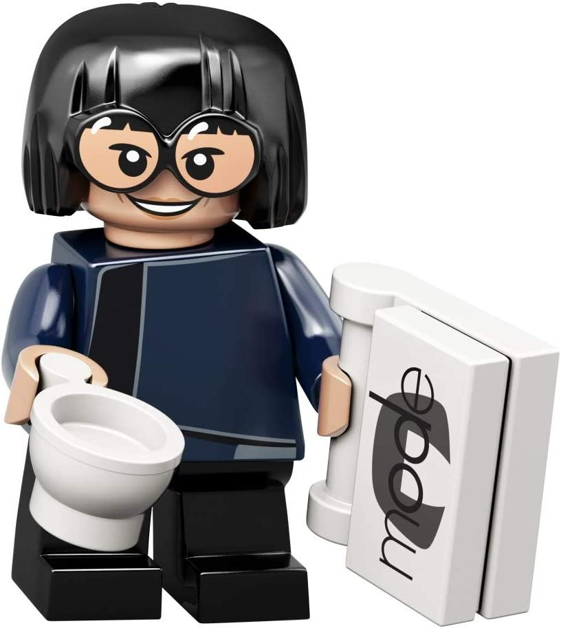 LEGO Disney Series 2 Collectible Minifigure - Incredibles Edna Mode (Sealed Pack) 71024