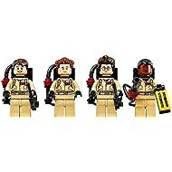 LEGO Ghostbusters Set of all 4 LOOSE Minifigures [Stanz, Venkman, Zeddemore & Spengler] by Cuusoo Ghostbusters