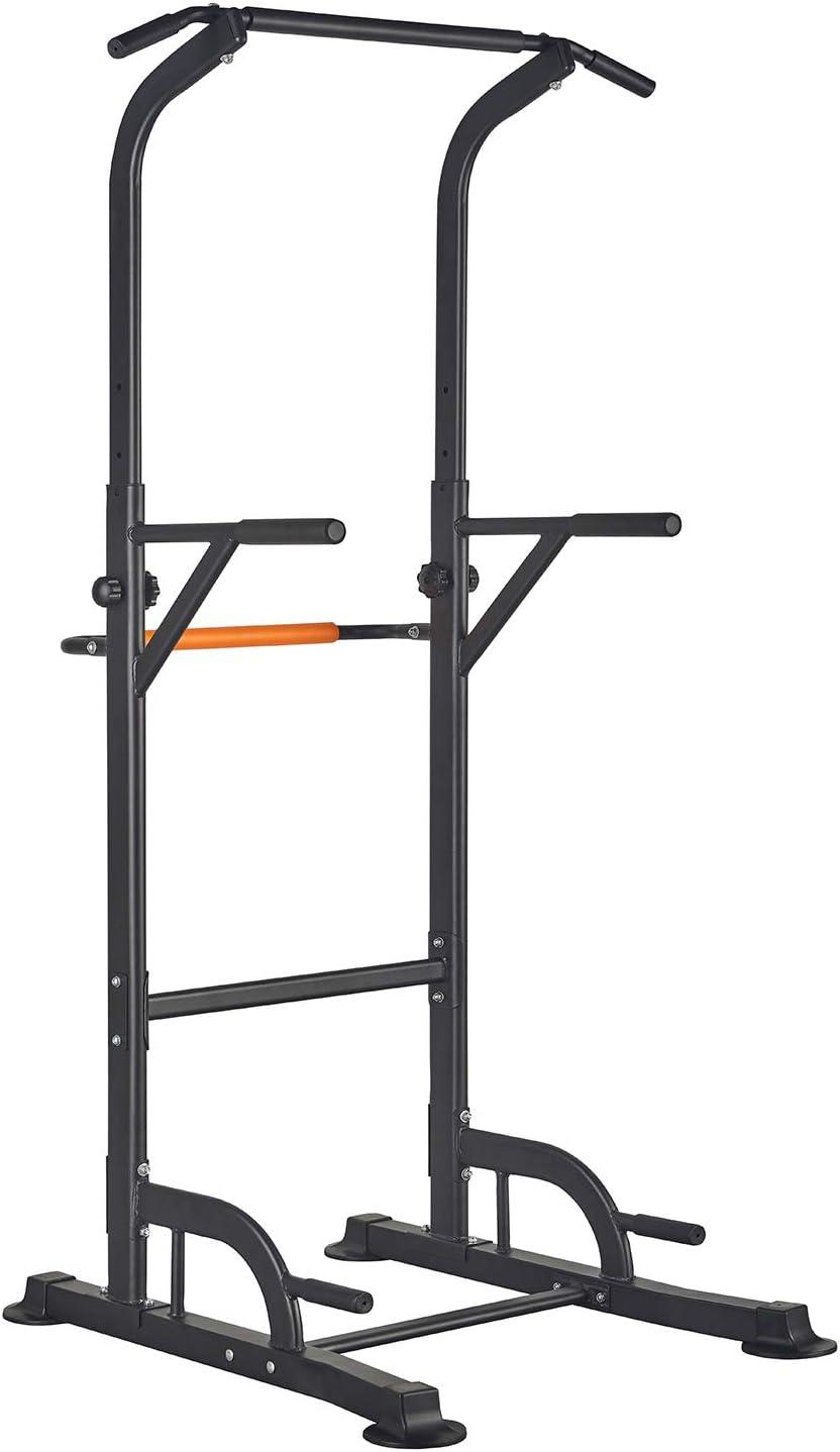 RELIFE REBUILD YOUR LIFE Station de Trempage Pull Up Barre de Traction D'entraînement de Musculation à la Maison