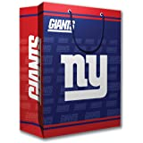 NFL New York Giants Gift Bag, Medium