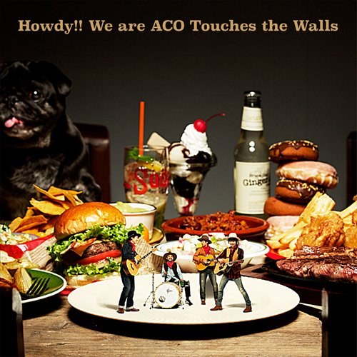 Howdy!! We are ACO Touches the Walls(完全生産限定盤) [Analog] B00RC0RK4K
