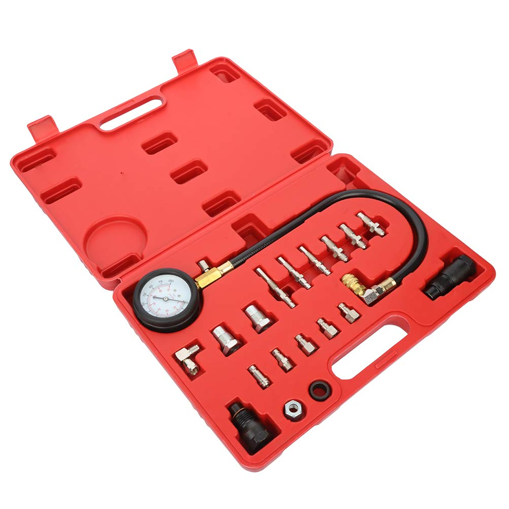Diesel Engine Compression Tester Kit Tool Set Automotive Compressor