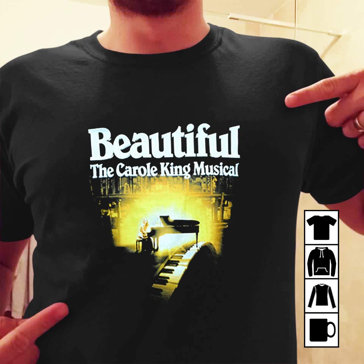 Beautiful The Carole King Music Tshirt Beautiful The Carole King Music Tshirt