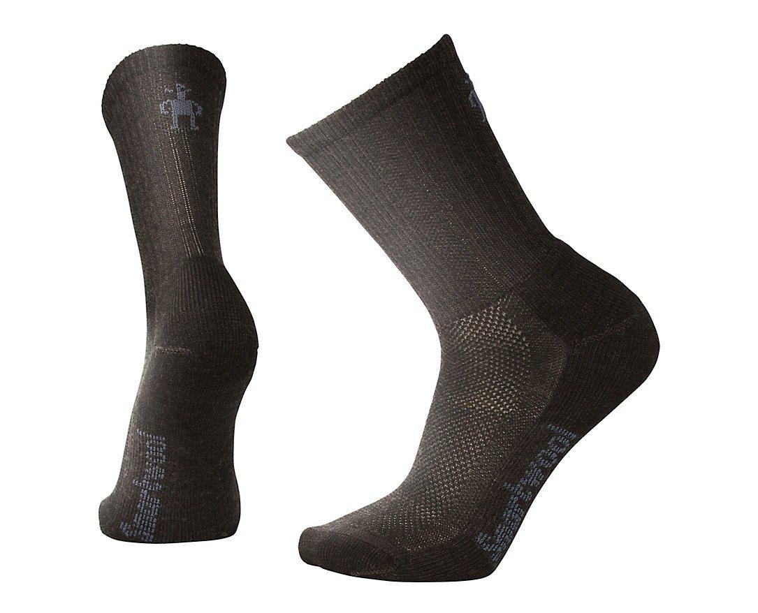 SmartWool Men's Hike Ultra Light Crew Socks (Chestnut) X-Large by SmartWool