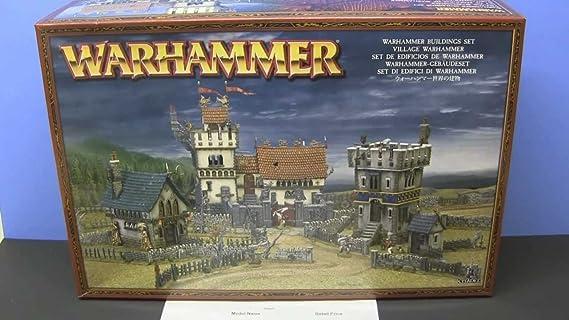 Games Workshop Warhammer MUTF-8on Fortificada Imperial: Amazon.es: Juguetes y juegos