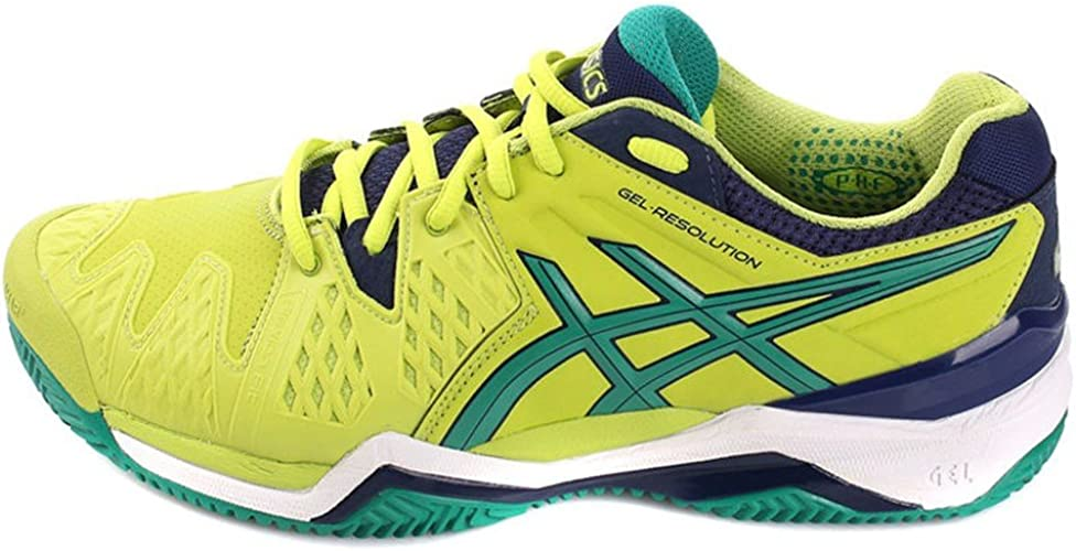 asics clay homme