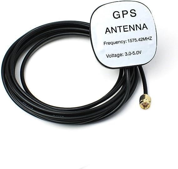 Superbat GA33 Antena GPS Activa con SMA macho conector ...