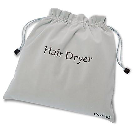 Bolsa para secador de pelo, tamaño extra grande 35 x 35 cm, bolsa de viaje de ...