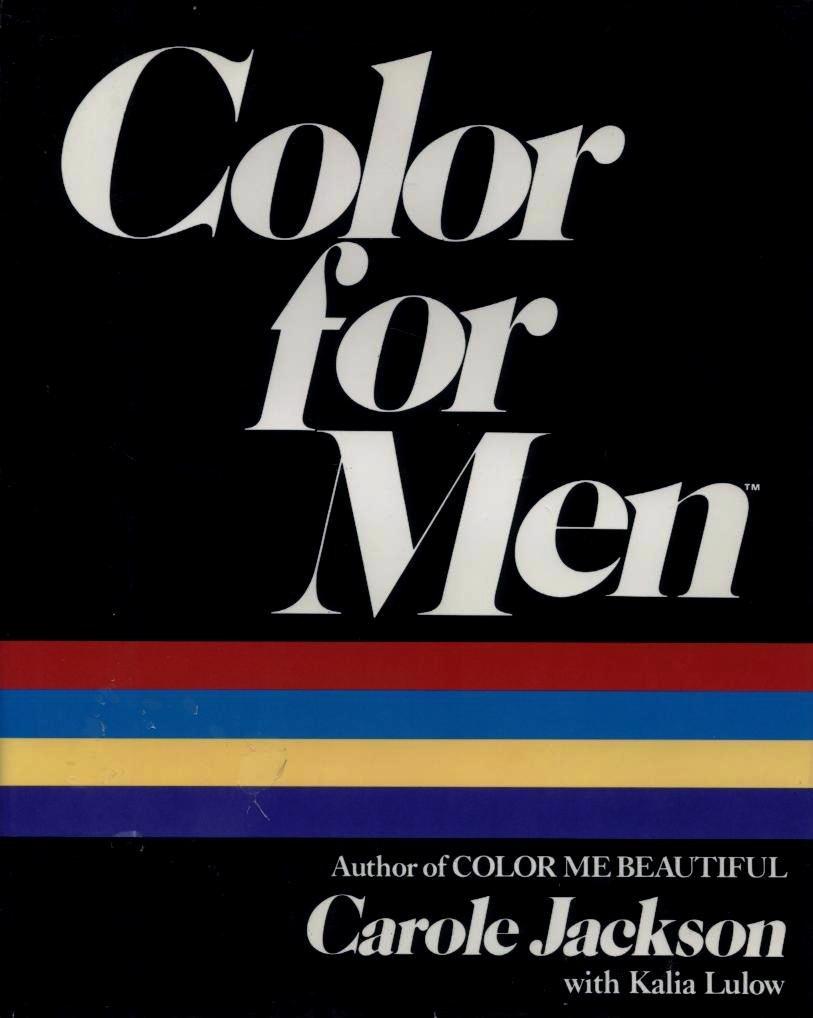 Color For Men, Carole Jackson; Kalia Lulow