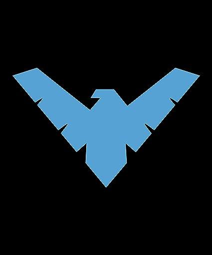 491937d930 Amazon.com  JPI DC Comics Batman Nightwing Arkham Knight Superhero ...