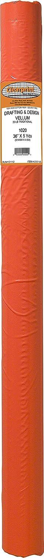 CLEARPRINT Alvin Cp12101149 36 Vellum Roll (12101149) Cell Distributors