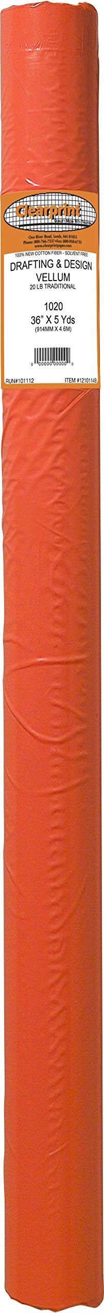 CLEARPRINT Alvin Cp12101149 36'' Vellum Roll (12101149)