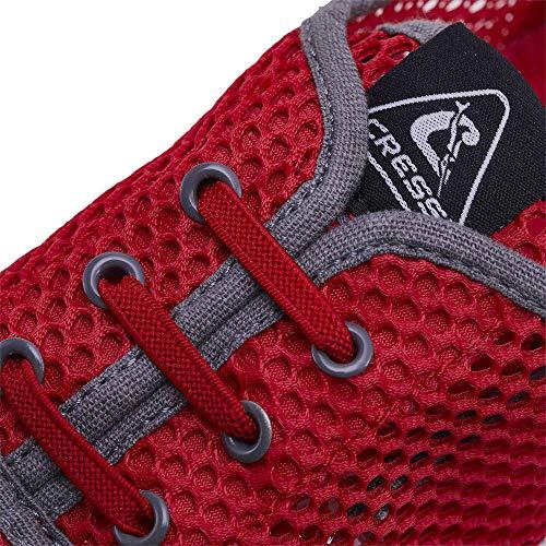 gris Mixte Plage amp; Rouge Chaussures Aqua Piscine Cressi 1946 Shoes De vfOOHw