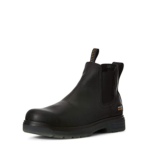 9ae9b60cee0 Ariat Work Men's Rebar Wedge H2O Composite Toe Western Boot