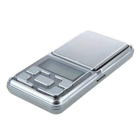 SODIAL(R) Mini Balanza Digital Electronica Peso 0.01-200g