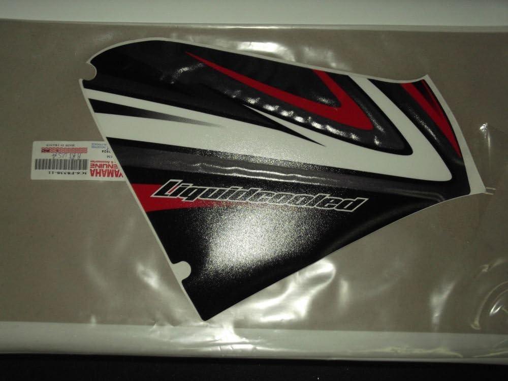 Pegatina Delantera Derecha Original para Yamaha Aerox 502008