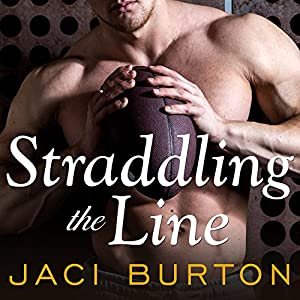 Straddling the Line Audiobook