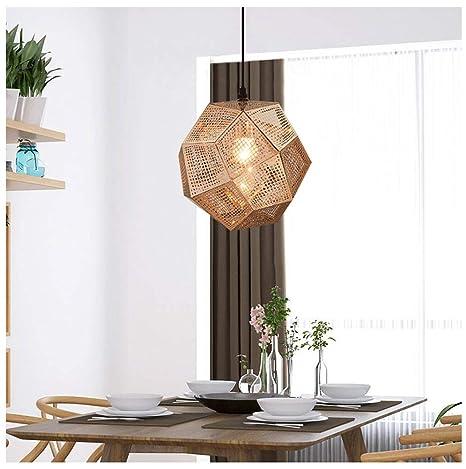 H.L - Lámpara de Techo Simple con Forma de Esfera de Metal ...