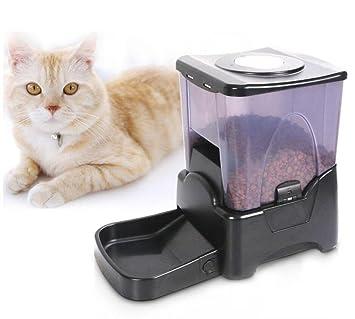 WYXIN Grande 90 días alimentador automático de mascotas LCD Digital automático perro mascota alimentador de gato