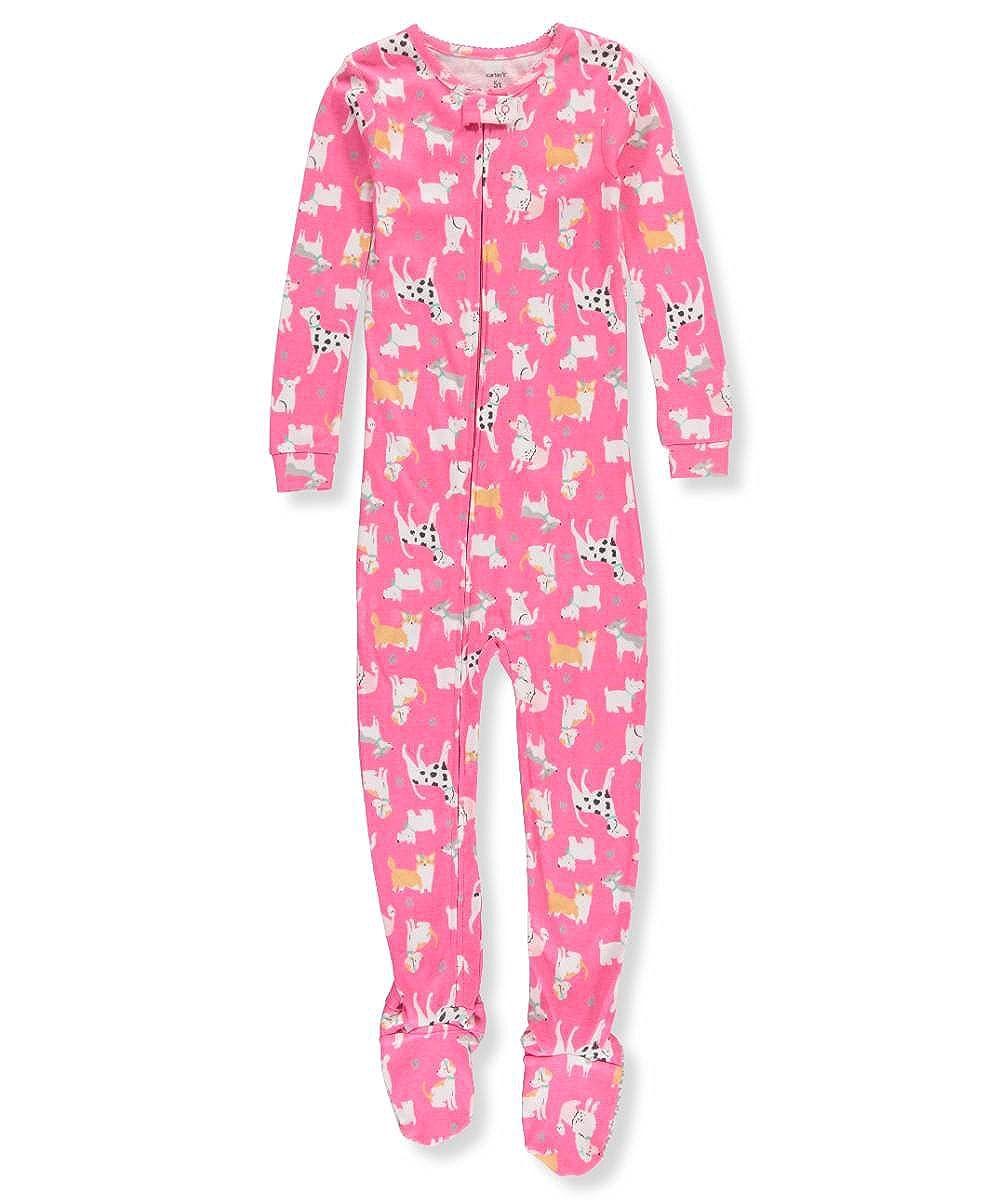 Carters Baby Girls 1-Piece Pajamas