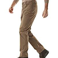 CQR Men's Tactical Pants Outdoor Lightweight EDC Assault Cargo TLP/TFP Series