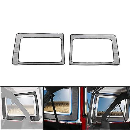 Amazon Com Rt Tcz Grey Car Interior Rear Window Heat Insulation