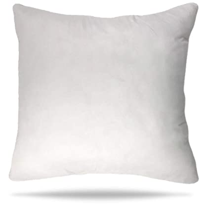 36 X 36 Pillow Insert.Luxlady 36x36 Pillow Insert Hypoallergenic Square Form Sham Stuffer Standard White Polyester Decorative Euro Throw Pillow Inserts For Sofa Bed Couch
