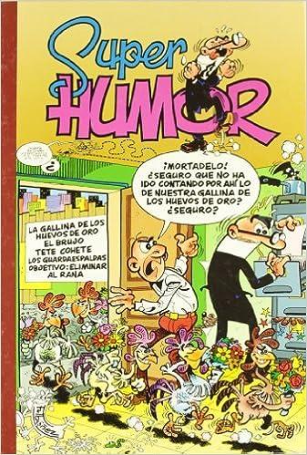 Super Humor Mortadelo Nº 7 (Mortadelo y Filemón, Volume 7 ...