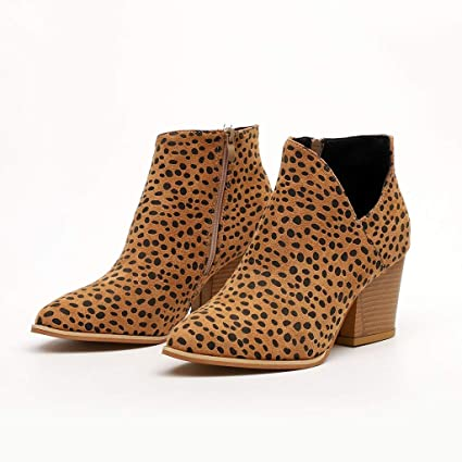 Bottine Serpent Fannyfuny Talon Femmes Chelsea Femme Boots qzSMVUGjLp