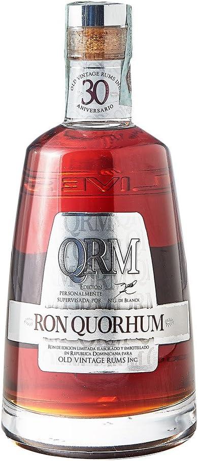 quorhum 30 años Rum (1 x 0,7 l)
