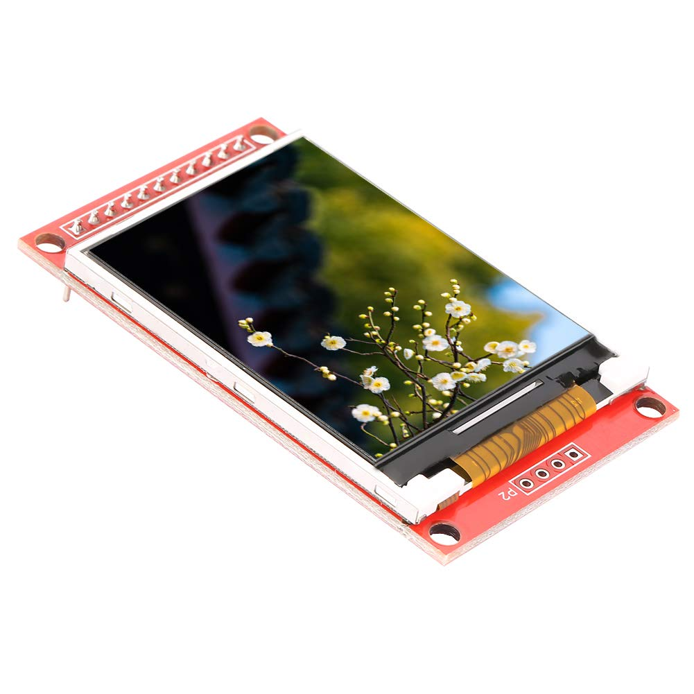 2.0 Inch TFT LCD Display Module 3V//5.5V Color Screen 176x220 Pixels Driver IC ILI9225 Serial Peripheral Interface