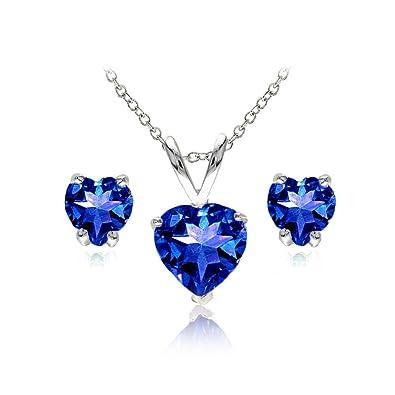 Fine Jewelry Sets Fine Jewelry 2019 Latest Design Sterling Silver Cz Feather Earrings & Pendant Set