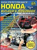 img - for High Performance Honda Builder's Handbook, Volume II book / textbook / text book