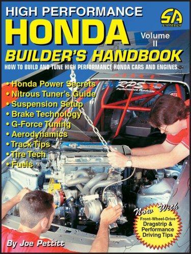 High Performance Honda Builder's Handbook, Volume II