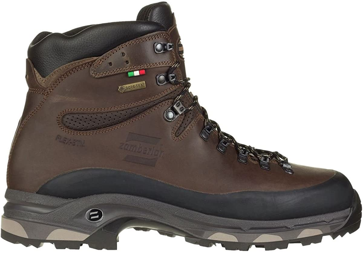 Zamberlan Mens 1006 N.VIOZ Plus Gore-Tex RR WL Leather Boot