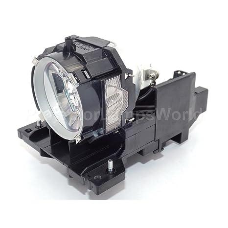 DataStor Replacement Lamp Hitachi DT00431 Ushio Bulb Inside