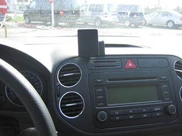 Brodit 853609 Proclip Halterung Schwarz Elektronik