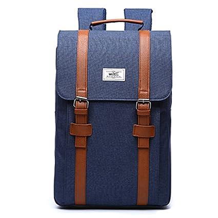Wewod Sac à dos en nylon Sac à Dos en Nylon imperméable sac à dos sac de voyage lsI21