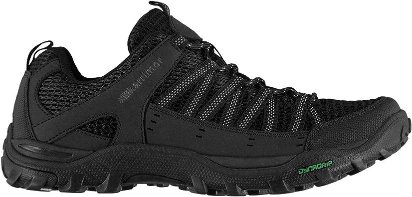 Karrimor Homme Mount Baskets De Marche Chaussures Randonnée À Lacets Weathertite